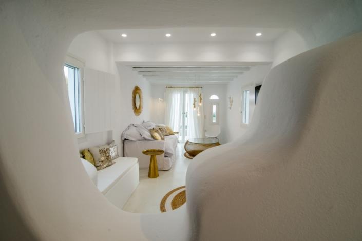 Villa Luana offers high class interior design